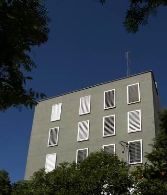 No. 08: Louvered windows by Emiliano López Mónica Rivera Arquitectes