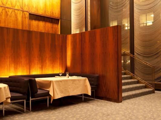 Grill Room, Four Seasons, New York