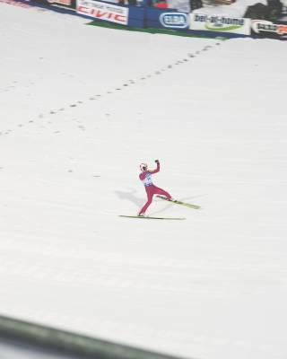 Polish ski jumper Kamil Stoch