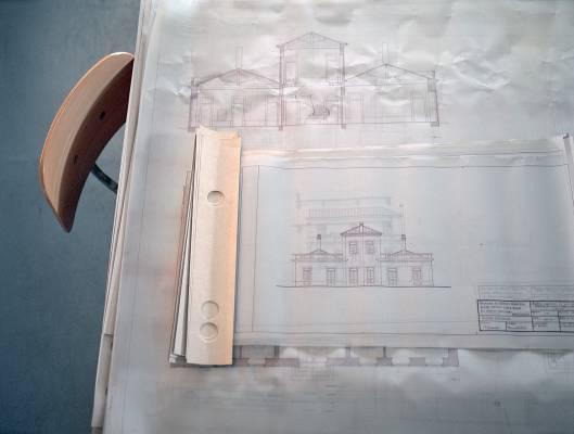 Refurbishment plans for a municipal building in Matosinhos