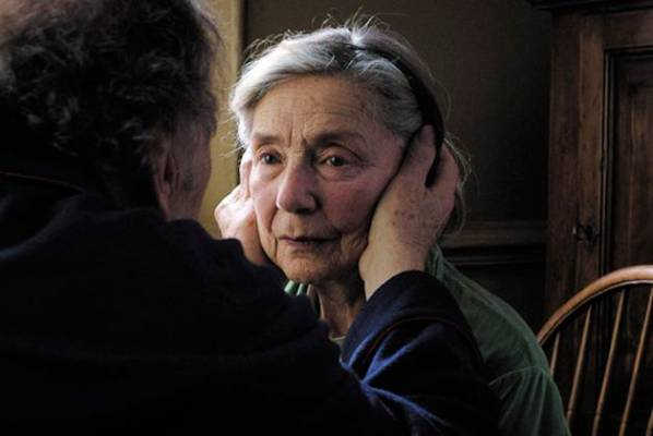 Michael Haneke's film Amour finally hits UK and US screens
