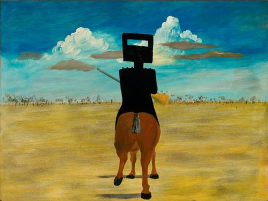 Stop by The Royal Academy in London to check out the exhaustive Australia exhibition