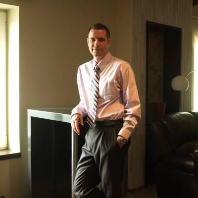 Chris Friend, an American businessman