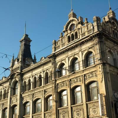Pre-revolutionary architecture