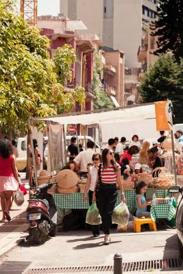 Souk El Tayeb, Beirut's first farmers' market