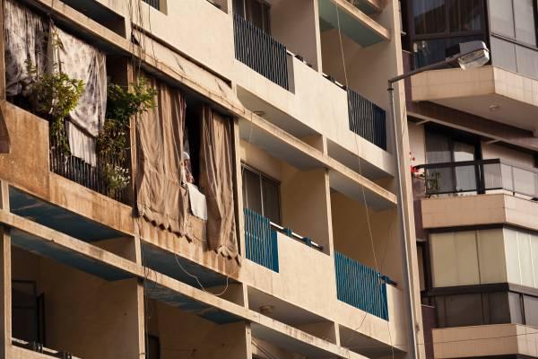 Residential building, Manara