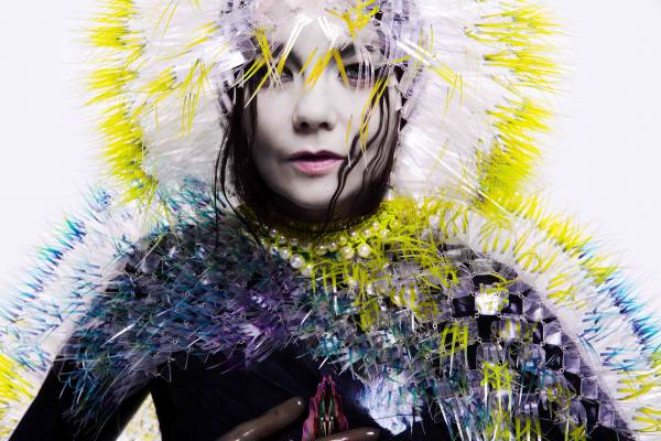Icelandic icon Björk's new album Vulnicura is a darkly emotional yet accessible listen, available now