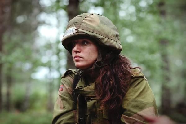 Twenty-year-old Maria Orlandi