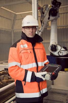 ZenRobotics R&D manager, hardware, Maciej Borkowski