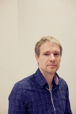 Harri Holopainen, CEOof Microtask