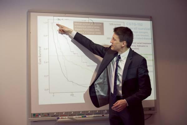 Pekka Simula, Oncos CEO