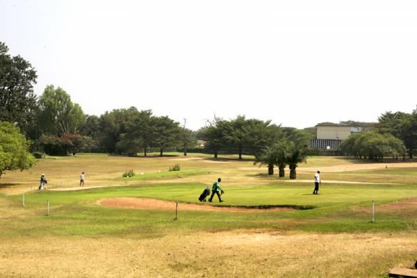 Burundi golf course