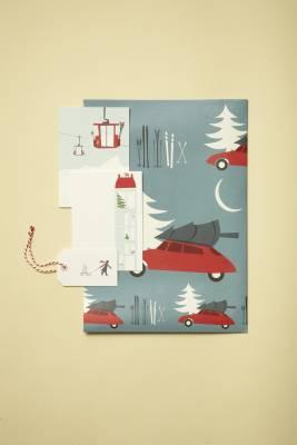A designer Christmas
