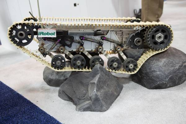 iRobot defence drone