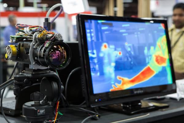 Teledyne Brown Engineering thermal camera