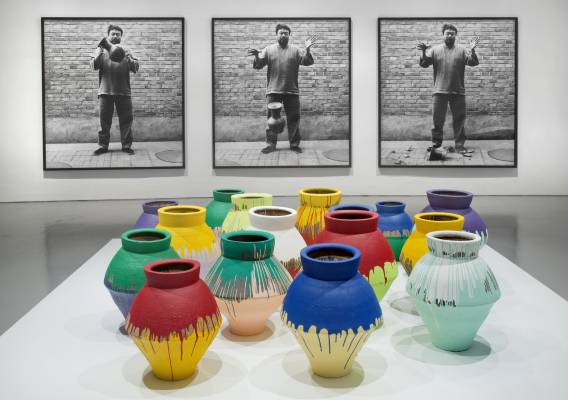 The Ai Weiwei: According to What? exhibition opens this weekend at the Art Gallery of Ontario in Toronto
