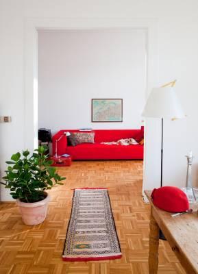 Julia Wülfing's apartment