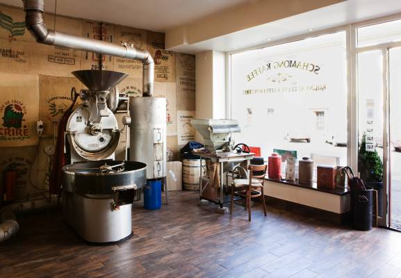 Schamong Kaffee