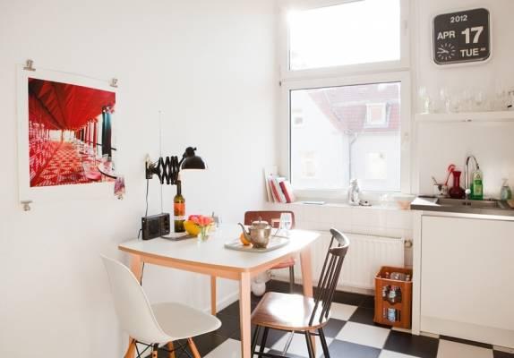 Wülfing's cosy kitchen