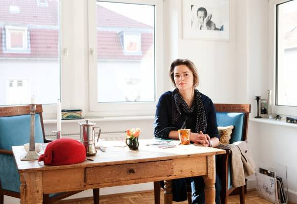 Designer Julia Wülfing