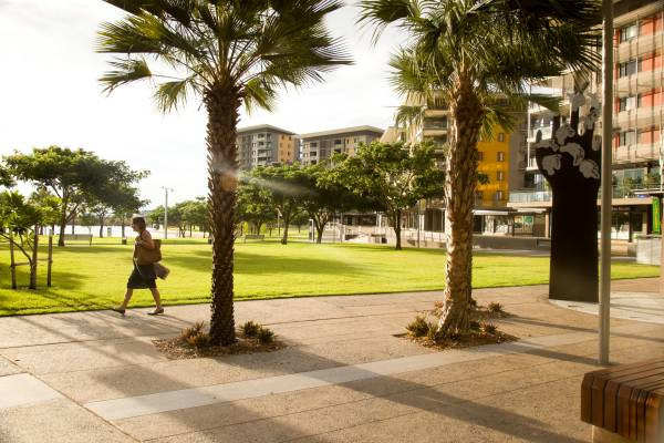 Darwin's Waterfront Precinct