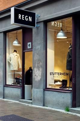 Stutterheim, Stockholm