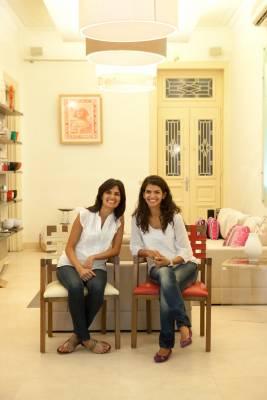 Dina El-Khachab and Heba El-Gabaly