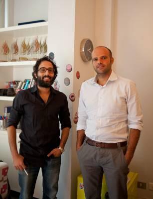 Ali Ali and Maged Nassar