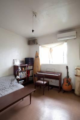 The Maejimas'guest room