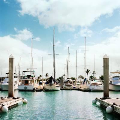 Ko Olina resort and marina