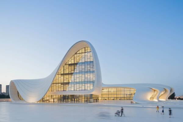 This weekend Tokyo's Opera City Art Gallery hosts architect Zaha Hadid's first large-scale solo show in Japan.