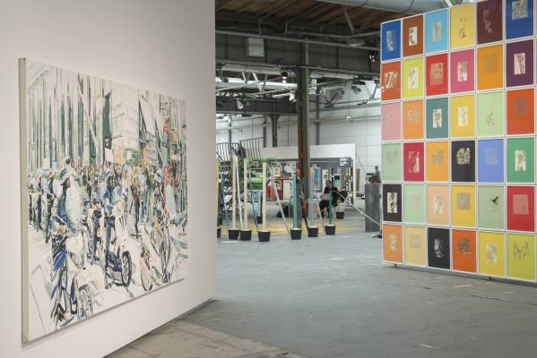 This weekend sees the closing of the third edition of Berlin Art Week, with a robust programme by ABC Art Berlin Contemporary (Credit: Stefan Korte)