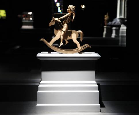 London's ICA brings together renowned works from Trafalgar Square's fourth plinth this weekend