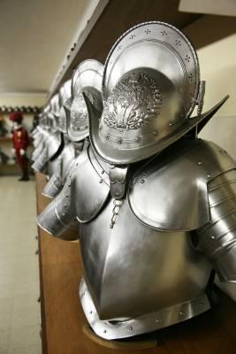 Ceremonial armour
