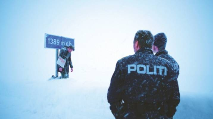 In Order of Disappearance is one of the many Scandinavian films screening at the 50th Chicago International Film Festival