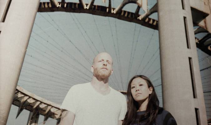 The Juan Maclean are New York duo John Maclean and Nancy Whang, who have a new album of disco-indebted pop, In A Dream, out now