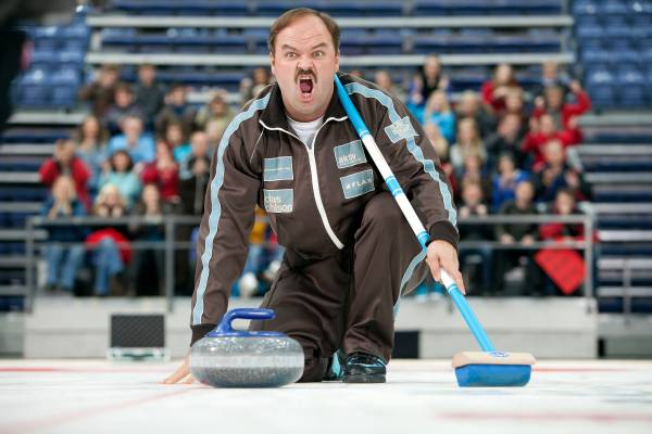 King Curling is showing in Tokyo this weekend as part of the Northern Lights Festival