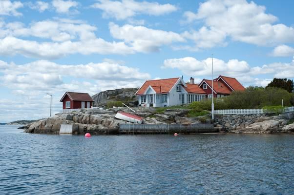 Kragerø, Oslo