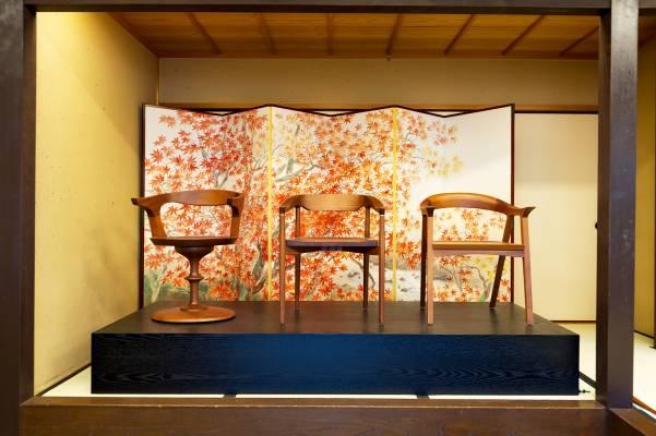 Stellar Works furniture on show