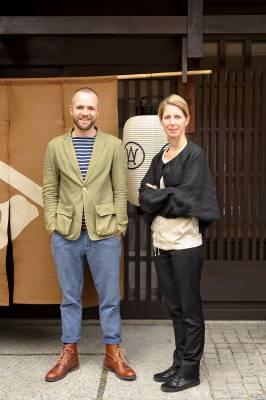 Thomas Lykke and Anne-Marie Buemann