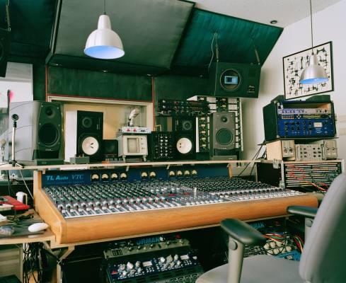 Patrick Pulsinger's studio