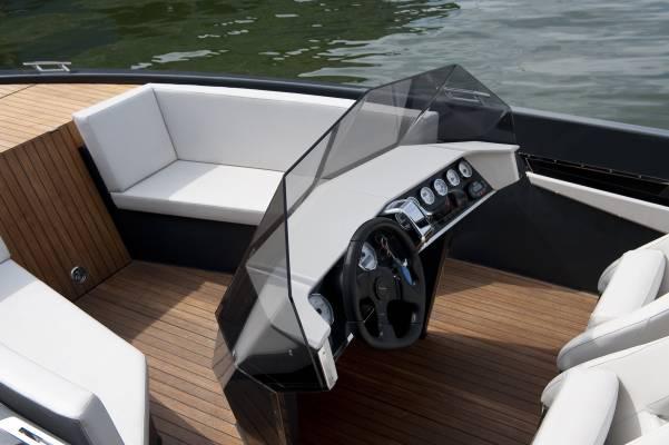No. 03: Frauscher motor boat