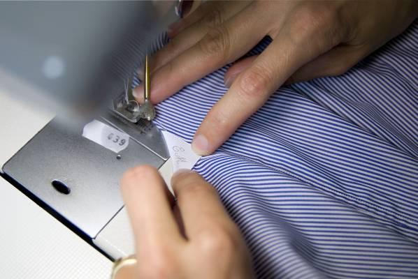 No. 27: Italian shirt maker Emanuele Maffeis