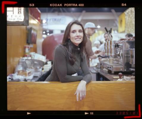 Stefania Buckley of Caffe Vita Coffee & Via Tribunali