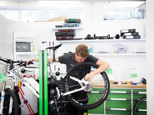 E-bike repairs
