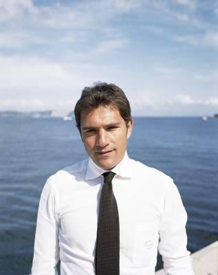 Roy Capasso of Baia boats