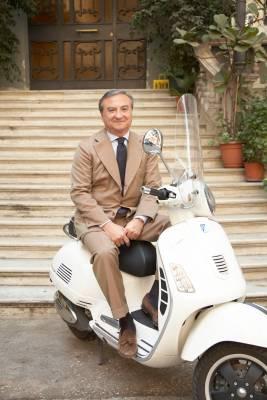 Patrizio Capelli, tiemaker