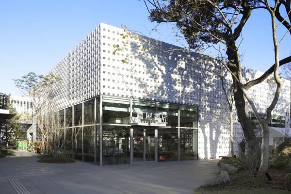 Tokyo-based Klein Dytham architecture designed the complex