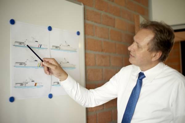 Piet van Rooij, design and proposal manager