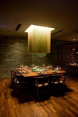 Zen 6 Restaurant inside The Park Hotel